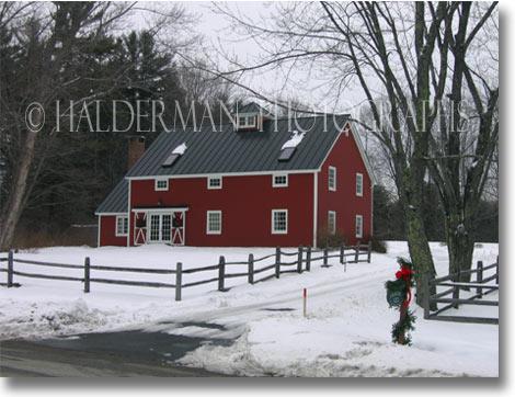 Christmas In Vermont.Christmas In Vermont